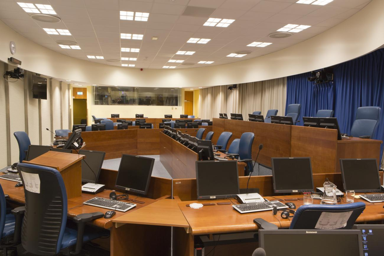 ICTY Courtroom 1