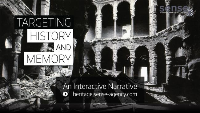 Interactive narrative: Targeting History and Memory