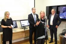 Opening of Sense Documentation Center in Pula