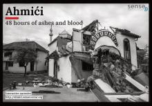 "Interactive narrative ""Ahmići - 48 hours of ashes and blood"""